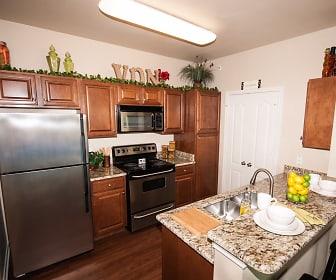 Kitchen, Villas of Vista del Norte