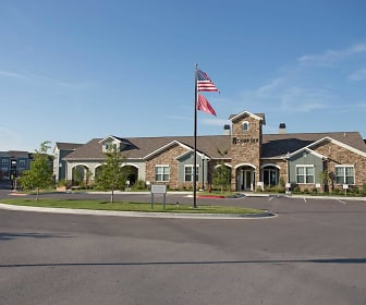 Creekside Apartment Homes, Union 9th Grade Center, Broken Arrow, OK