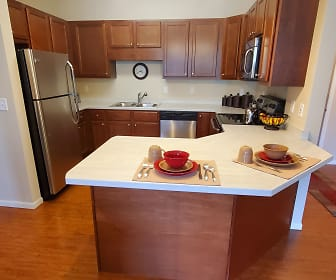 Eagle Crest Apartments, Williston, ND