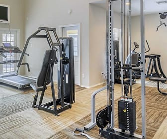 Fitness Weight Room, Remington Hills At Las Colinas