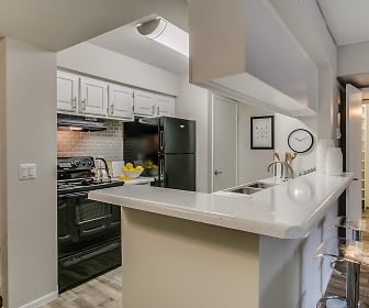 Mission Springs Apartments Kitchen and Countertop, Mission Springs