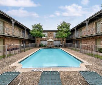 Three Fountains III, Great Uptown, Houston, TX
