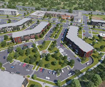 Velo Village Apartments, Yorkville, WI