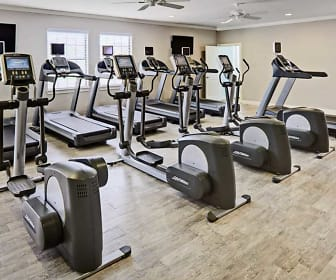 Fitness Weight Room, Aspen Heights