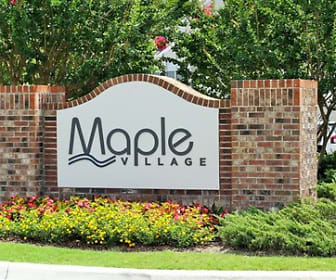 Community Signage, Maple Village