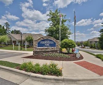 Independence Park, Holt Elementary Magnet School, Durham, NC