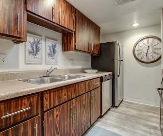 Kitchen, Lakeside Casitas