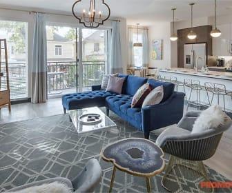 Living Room, Broadstone Midtown