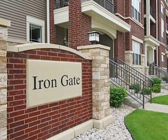 Iron Gate, Peace Lutheran School And Prekindergarten, Sun Prairie, WI