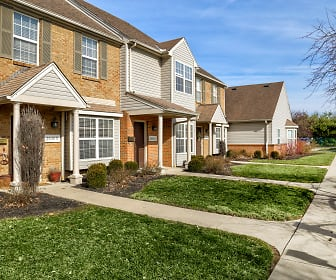 Whispering Wind Townhomes, Athenaeum of Ohio, OH