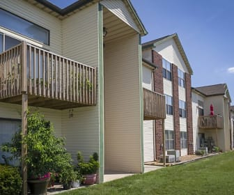 Building, Polo Club Apartments & Townhomes