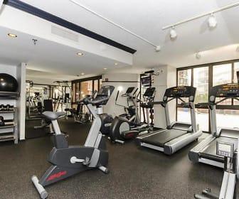 Fitness Weight Room, 1001 N. Randolph St, Apt 423