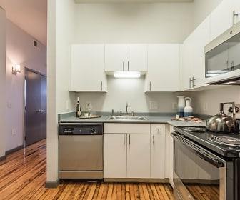 Kitchen, Bel Air Downtown