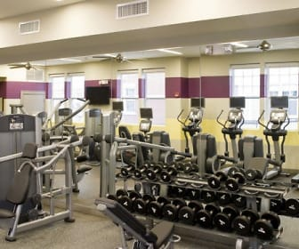 Fitness Weight Room, West 130