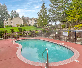 Pool, Griffin Glen II Apartments