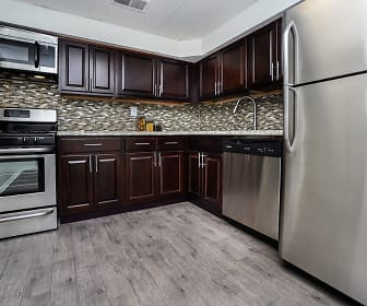 Kitchen, Henson Creek Apartment Homes