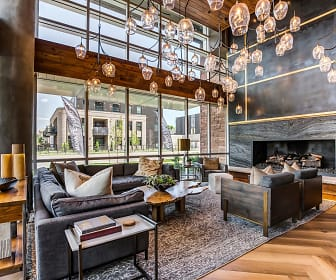 Lobby Space, Gables Residences