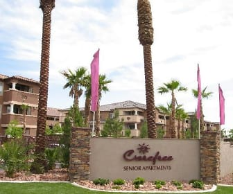 Carefree Senior Living at the Willows, Summerlin South, NV