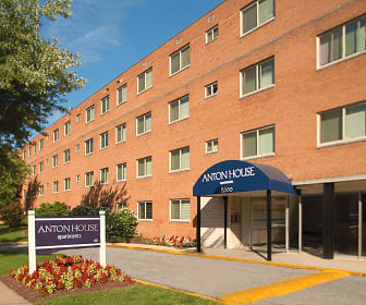 Anton House Apartments, Iverson Towers & Anton House