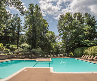 Pool, Northwoods
