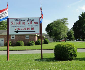 Sandlin Villa, Cornerstone Christian School, Decatur, AL