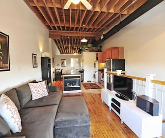 The Lofts and Upper Lofts At Canal Walk, North Chesterfield, VA