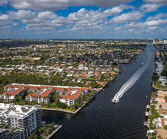 Luxury Apartments Along  South Florida's Intracoastal Waterway, Port Royale Apartments