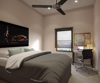 Bedroom, Pointe San Marcos