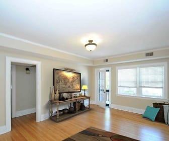 Living Room, Lindsay 414 Apartments