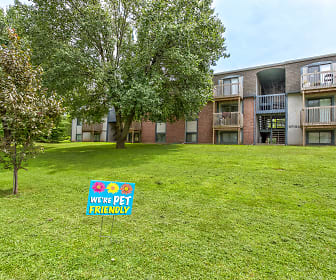 Hampton Court, Vatterott College  Kansas City, MO