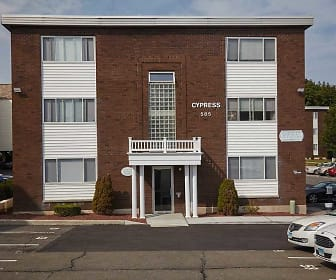Cypress Apartments, Fairfield University, CT