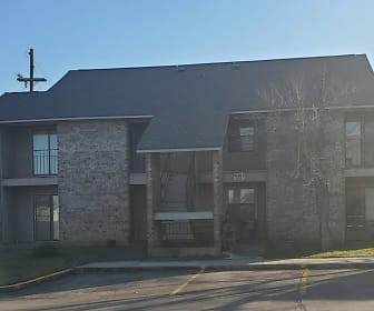 Building, Bayside Village Apartments