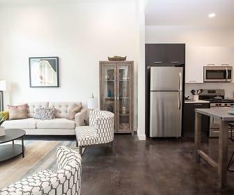 Living Room, Ten Front Street