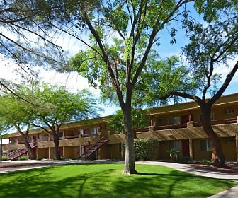Building, Sunpointe Gardens Apartments