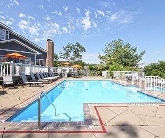 Pool, Eagle Ridge Apartments