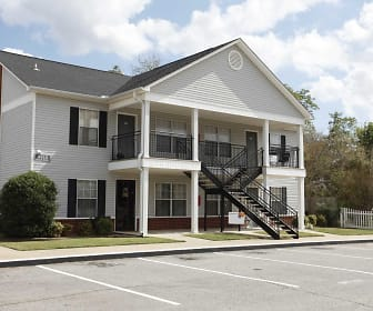 Addison Place Apartments, Christ The King Catholic School, Fort Smith, AR