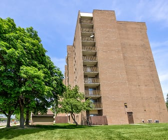 Hazelcrest Place Apartments, Ferndale, MI