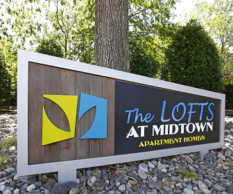 Lofts at Midtown, Peace College, NC