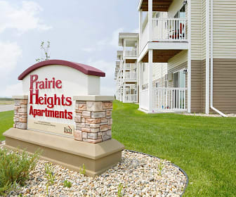 Prairie Heights Apartments, Minot High School Magic City Campus, Minot, ND