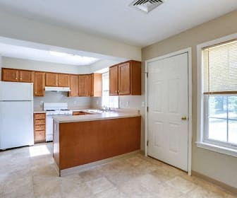 3 Bedroom Unit - Kitchen and Dining Area - All Appliances Included, Stonington Apartments