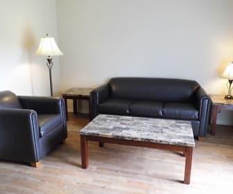 Living Room, Citron Apartments