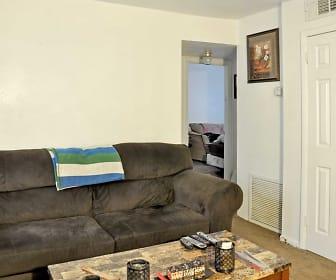 Living Room, Harvard Apartments