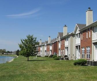 Building, Lakeshore Apartments