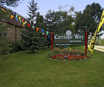 Carriage Way Apartments, New Berlin, WI