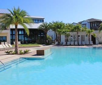 Pool, Lakewalk at Hamlin