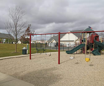 Playground, Sunset Ridge - MI