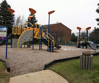 Playground, Hickory Square Apartments
