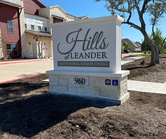 Hills at Leander, Leander, TX