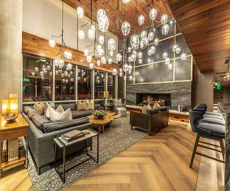 Club Room, Gables Residences