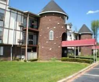 International Apartments, Providence College, RI